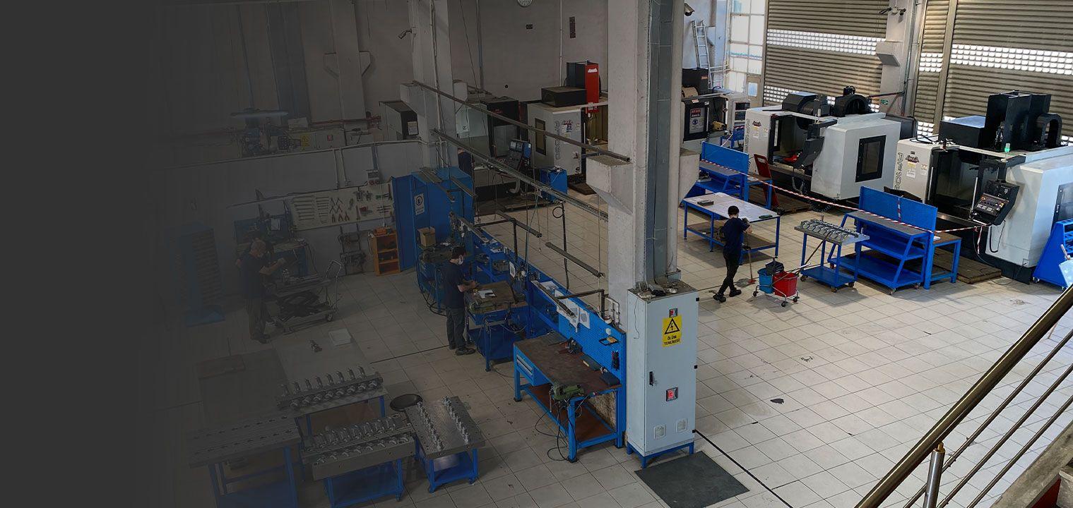 Uluslararası standartlarda ve kalitede üretim.
